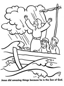 Animal Coloring Pages For Noahs Ark