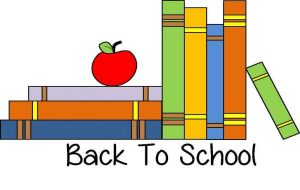 Back To School Images to Color
