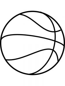 Basketball Coloring Pages Warriors