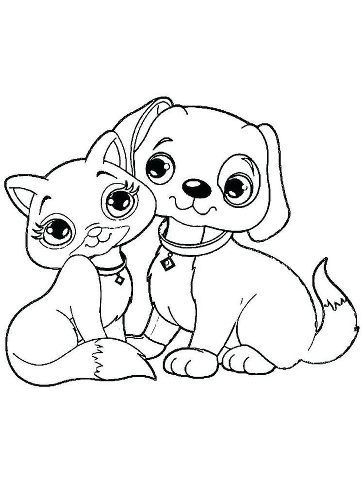 Cat Coloring Pages For Adults Printable
