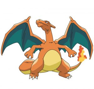 Printable Charizard Coloring Pages For Kids