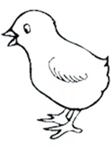 Chick Fil A Coloring Pages free