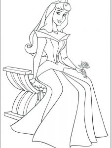 Coloring Pages Disney Princesses Together