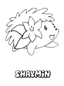 Coloring Pages Of Silver The Hedgehog
