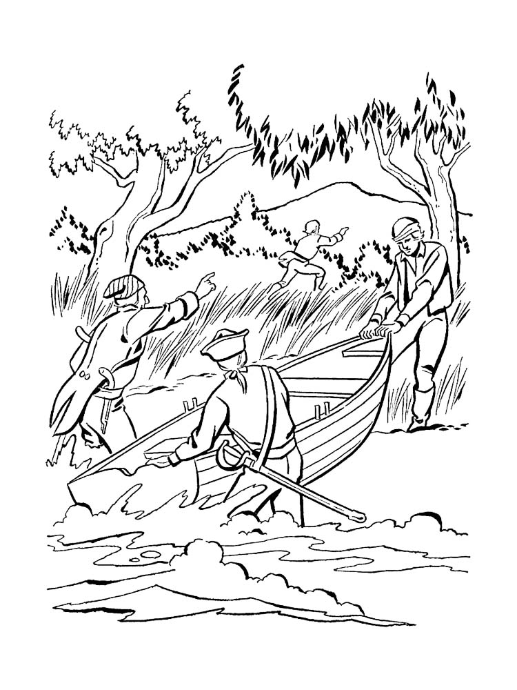 Coney Island Coloring Pages