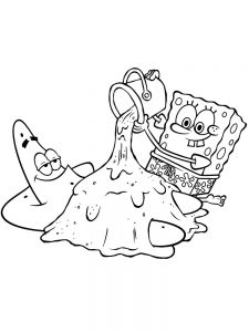 Cute Beach Coloring Pages