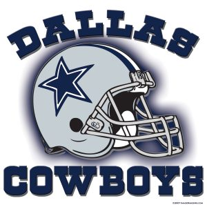 Dallas Cowboys Coloring Pages Printable