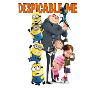 Printable Despicable Me 3 Coloring Pages For Kids