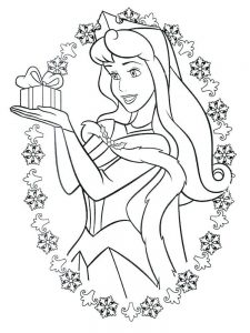 Disney Princesses Coloring Pages Cinderella