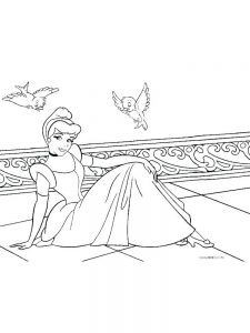 Disney Princesses Coloring Pages Free