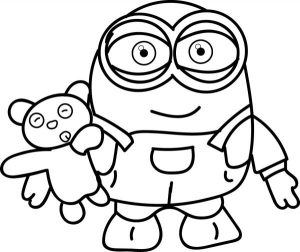 Download Free Minion Printables