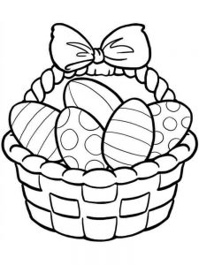Easter Egg Coloring Pages Videos