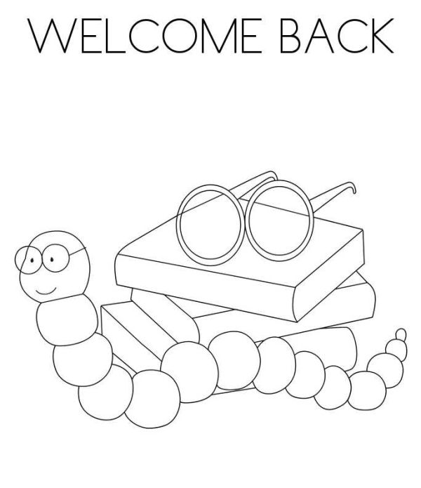Easy Welcome Back To School Image