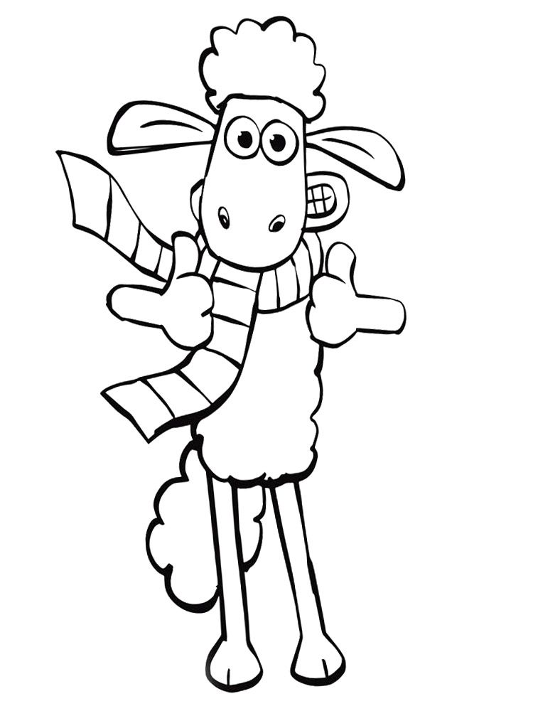 Feed My Sheep Coloring Pages