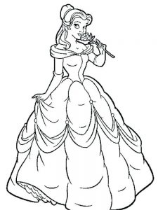 Frozen Princesses Coloring Pages