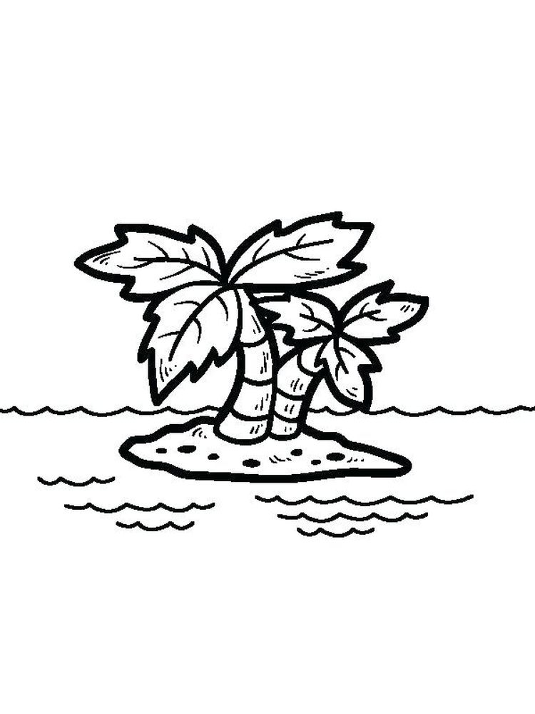 Gilligans Island Coloring Pages