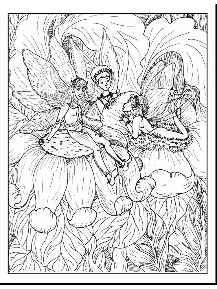 Gothic Coloring Pages To Print
