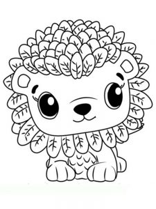 Hatchimals Birthday Coloring Pages