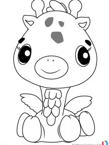 Hatchimals Coloring Pages Printable