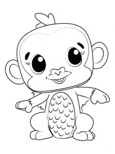 Hatchimals Coloring Pages To Print