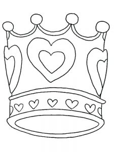 Heart Coloring Pages Free Printable