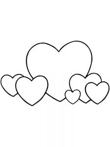 Heart Coloring Pages Youtube