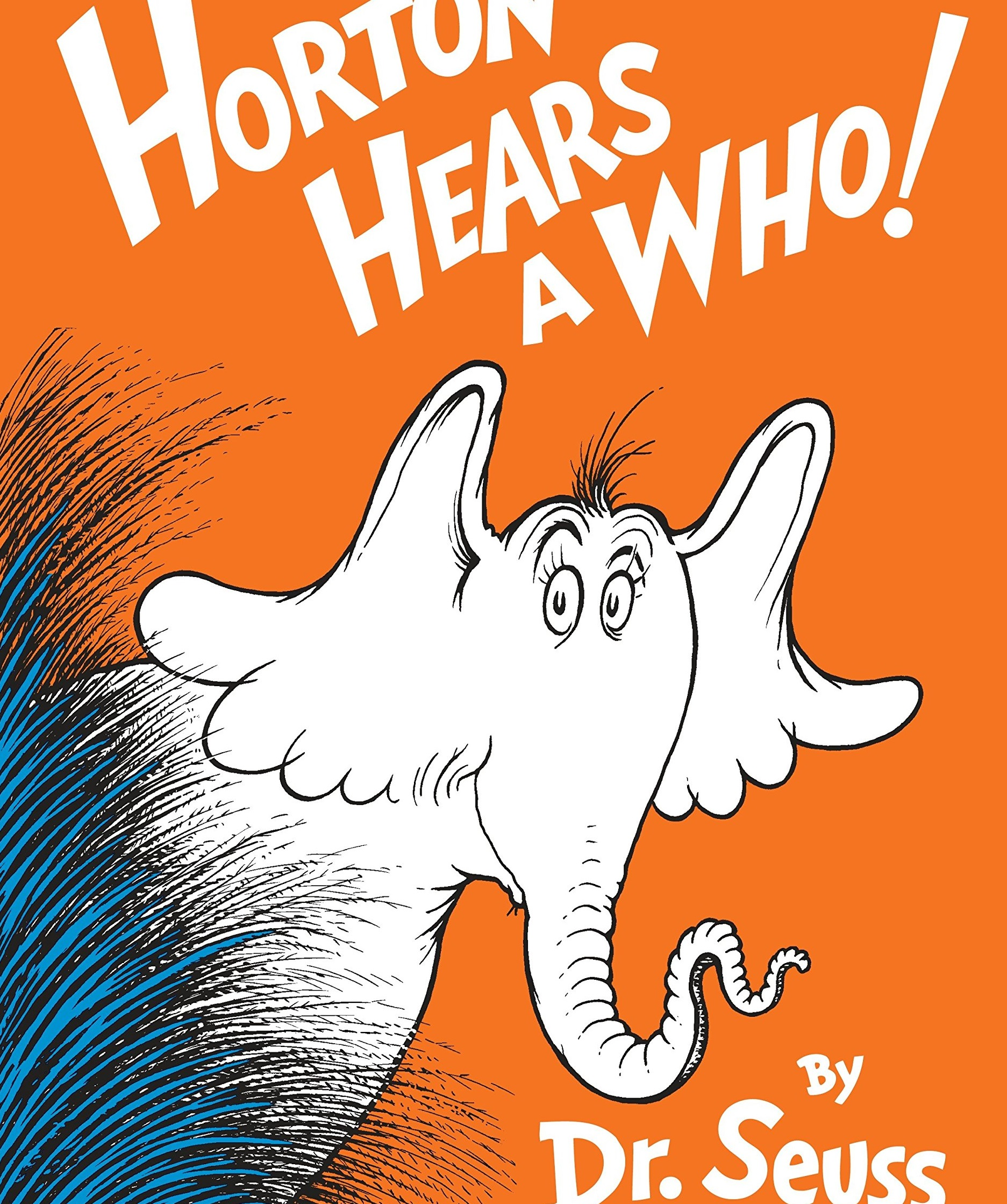 Horton Hear A Who Coloring