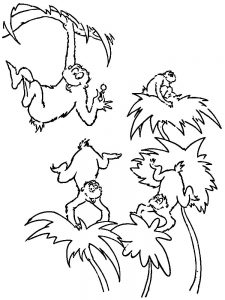 Horton Hears A Who Coloring Page