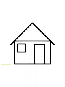 House Coloring Pages Free