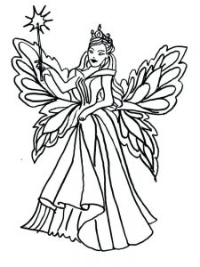 King Queen Coloring Pages