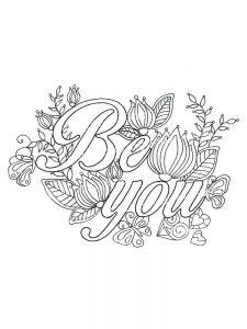 Lds Quote Coloring Pages