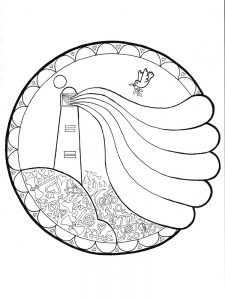 Lighthouse Coloring Pages For Preschoolers