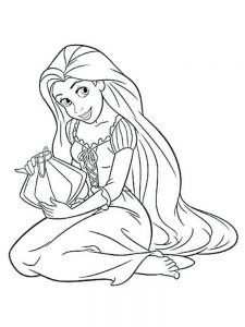 Mermaid Princesses Coloring Pages