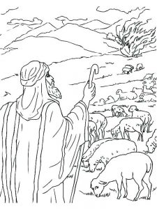 Moses And The Burning Bush Got Questions