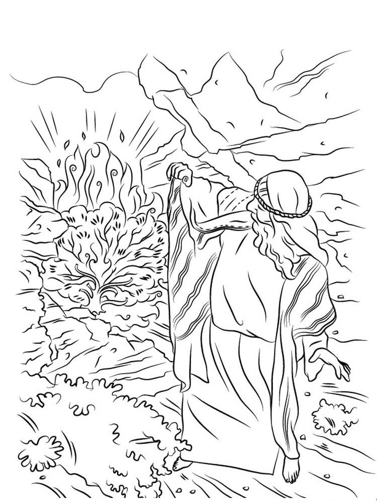 Moses And The Burning Bush Prince Of Egypt
