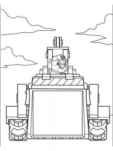 Paw Patrol Coloring Pages Logo