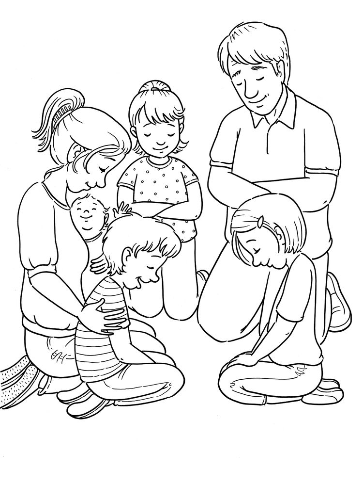Prayer Coloring Pages For Adults