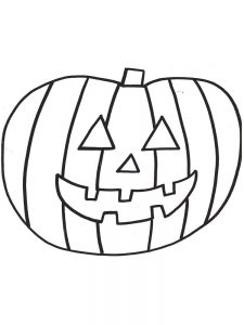 Pumpkin Coloring Pages Adults
