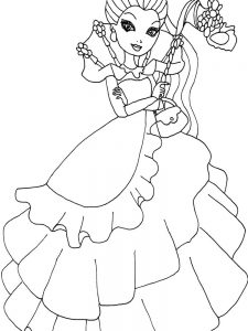 Queen Band Coloring Pages