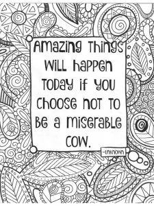 Quote Coloring Page Generator