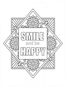 Quote Coloring Page Maker