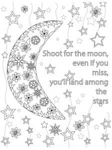 Quote Coloring Pages Images