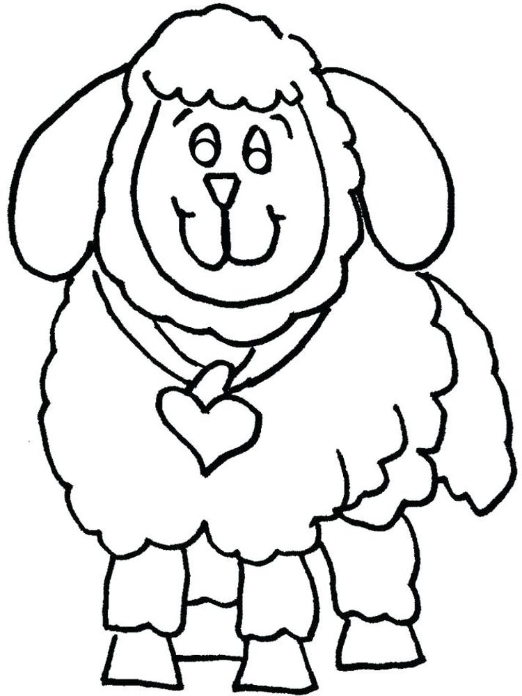 Shaun The Sheep Coloring Pages Pdf