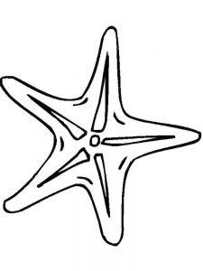 Starfish Coloring Pages For Adults