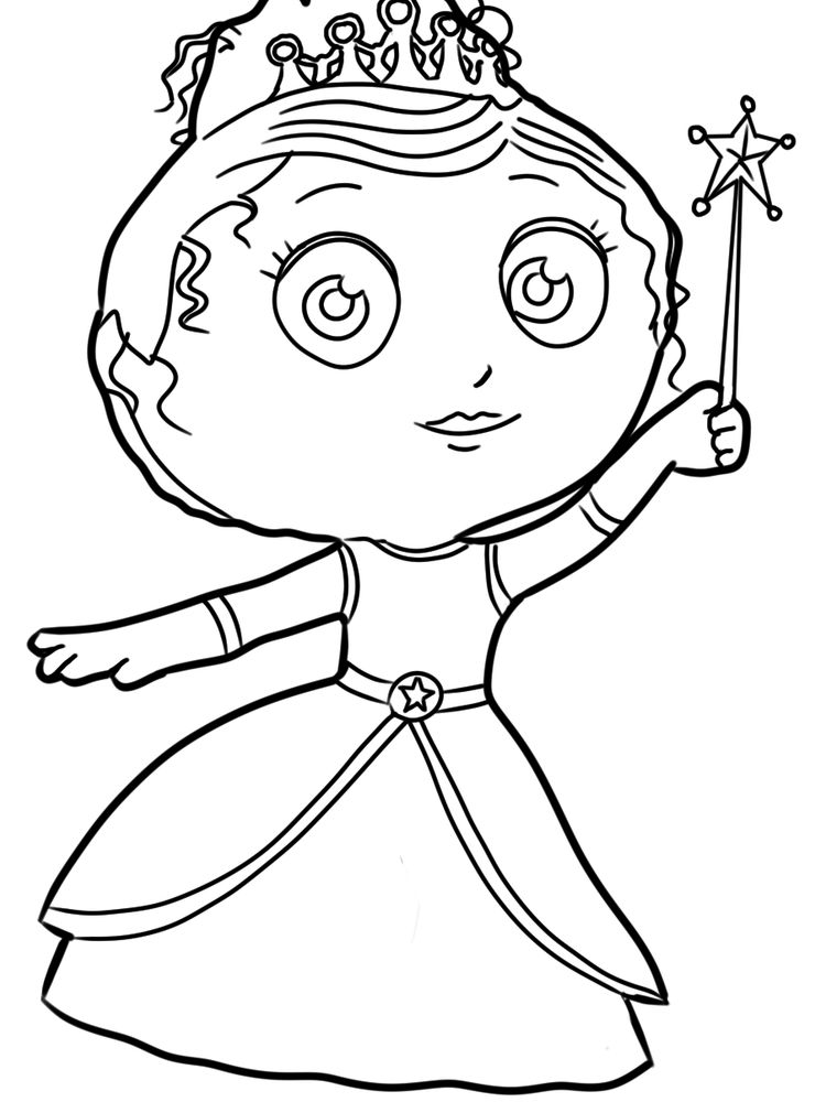 Super Why Coloring Pages To Print