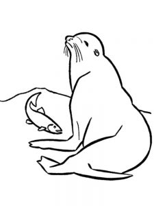 The Great Seal Coloring Pages