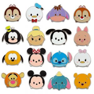 Printable Tsum Tsum Coloring Pages For Kids
