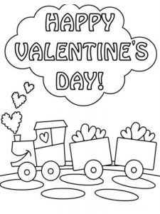 Valentines Day Coloring Sheets For Adults