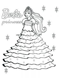 Walt Disney Princesses Coloring Pages