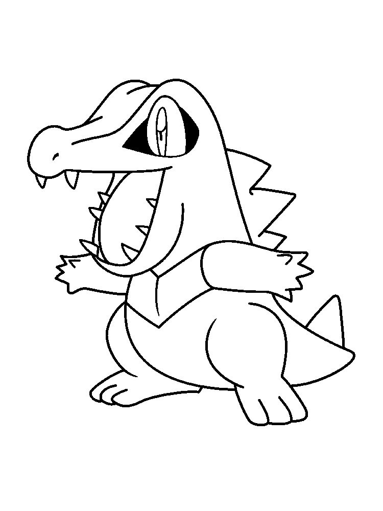 all pokemon coloring page